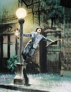 Singing in the rain!!!