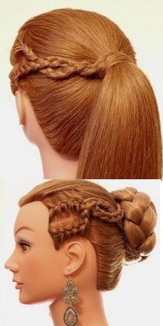 French braids - womenbeauty1