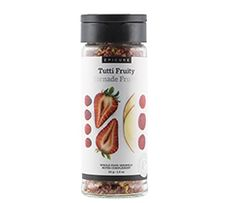 Tutti Fruity Whole Food Sprinkle; not sure if your a smoothie girl or maybe oatmeal? This is a great topper! It's also great on yogurt :)