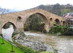Cangas de Onis - Puente Romano sobre el Sella