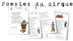 Poésies cirque ...suite - Bout de gomme