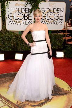 Jennifer Lawrence #GoldenGlobes