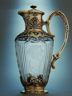 Antique | Decanters from the collection of Richard Kent. Talk to LiveInternet - Russian Service Online Diaries