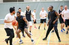 Basket under BIB Cup er fett! Basketball Court, Rock, Sports, Hs Sports, Skirt, Locks, The Rock, Rock Music, Sport