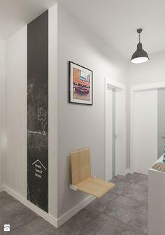 Hol / Przedpokój styl Skandynawski Hol / Przedpokój - zdjęcie od 4ma projekt: