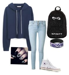 """""""Untitled #1"""" by eliseswims ❤ liked on Polyvore"""