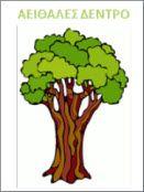Κατά τη διάρκεια του ϕθινοπώρου τα ϕυλλοβόλα δέντρα χάνουν το ϕύλλωμά τους, τα χρώματα στη ϕύση είναι... Crafts, Trees, Manualidades, Tree Structure, Handmade Crafts, Craft, Wood, Crafting, Plant