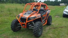 Custom Roll Cage for Polaris RZR - GNAR Offroad Depot - 8