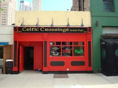Celtic Crossing Irish Pub in Chicago