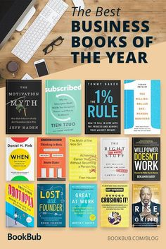 finance books A reading list of the best business books of the year. Whether these are to motivate you or give as a gift, this list has it all! Book Suggestions, Book Recommendations, Best Books To Read, Good Books, Ya Books, Books To Read In Your 20s, Best Self Help Books, Teen Books, Reading Lists