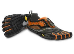If you've never tried trail running 'barefoot', you're missing out. These new Spyridon LS FiveFingers from Vibram will give you all the foot-to-earth connection you desire, whilst saving the actual soles of your feet, so you can run all day long! Barefoot Running Shoes, Best Trail Running Shoes, Running Shoe Brands, Trail Shoes, Finger Shoes, Vibram Fivefingers, Minimalist Shoes, Thing 1, Toe Shoes