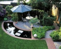 Small garden design ideas are not simple to find. The small garden design is unique from other garden designs. Space plays an essential role in small garden design ideas. The garden should not seem very populated but at the same… Continue Reading → Small Patio Ideas On A Budget, Patio Decorating Ideas On A Budget, Budget Patio, Decor Ideas, Garden Design Ideas On A Budget, Garden Diy On A Budget, Interior Decorating, Decor Diy, 31 Ideas
