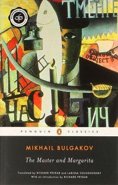 'The Master And Margarita' by Mikhail Bulgakov