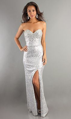 possible marine corps ball gown :)