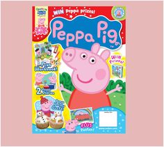 Peppa Pig is coming to the USA!  Based on the wildly popular British preschool animated television series that can now be seen in the USA on Nick Jr., Fun To Learn Peppa Pig is a highly interactive magazine packed with stories, activities and ...