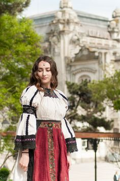 2016 was supposed to be our year, to accomplish something and take another important step in our lives. It has been a good year because it showed us tha. The folk dress from Transylvania Folk Costume, Costumes, City People, Ethnic Fashion, Folklore, Boho Chic, Random Stuff, Fantasy, Female