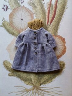 Shepherdess Coat Set for Blythe  - moshimoshi studio