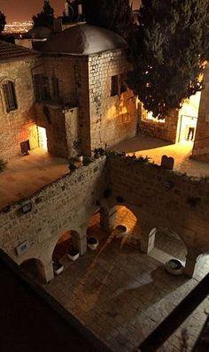 Night's light . Israel