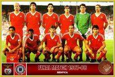 Benfica final Taça Campeões Europeus 1987-1988