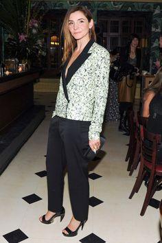 2013 - Princess Clotilde Courau of Venice and Piedmont - HarpersBAZAAR.com