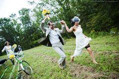 The Roxbury Barn #barnwedding #Catskills #weddingceremony