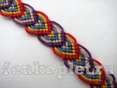 DIY | FRIENDSHIP BRACELET (fenkoplet)