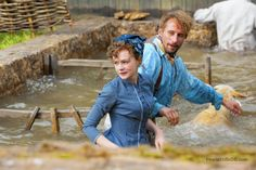Far from the Madding Crowd (2014) Carey Mulligqn and Matthias Schoenaerts
