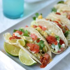 Tinfoil Grilled Fish Tacos with Lemon Cilantro Rice