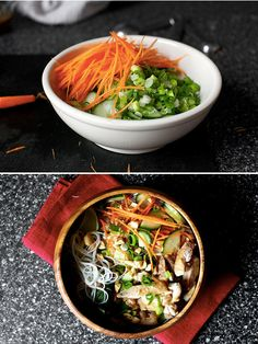 Cold Rice Noodles With Peanut-Lime Chicken | 23 Delicious Lunches To Brighten Up Your Day At Work