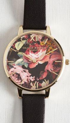 Gorgeous Olivia Burton watch #FallMustHave http://www.revolvechic.com/#!watches/c1f8n