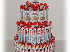 Schokoriegel Torte - bunterbacken
