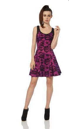 Purple Rain Dress Price: £31.99