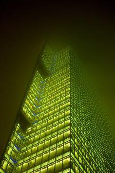 Deutsche Bahn Tower - Berlin
