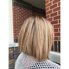 Going, going, blonde ❄️❄️ #oliverfinley #sharecenter #highlights #alinehaircut