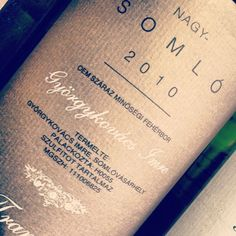 White wine Somlo Furmint 2011