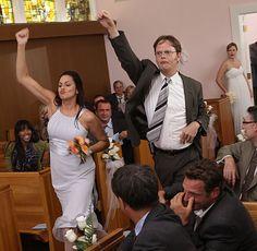 Office Wedding Dance / #TheOffice