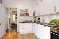 interior design for small indian kitchen - Google Search
