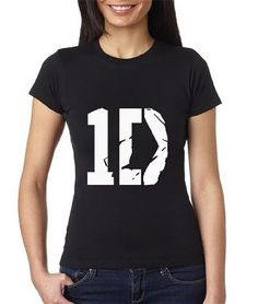 Xtees - Juniors One Direction Band Friends Cartoon T-Shirt: Clothing