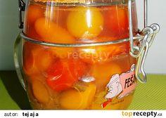 Kořeněná třešňová rajčata recept - TopRecepty.cz Ale, Smoothie, Kitchen, Food, Cooking, Ale Beer, Kitchens, Essen, Smoothies