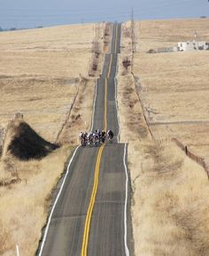 Amazing road to ride