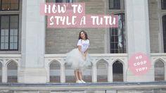 HOW TO STYLE TUTU SKIRT || 2017 FASHION LOOKBOOK
