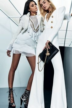 Balmain Resort 2018 Collection Photos - Vogue