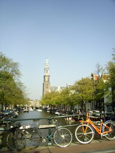 Westertoren, Amsterdam (by pingwynne)