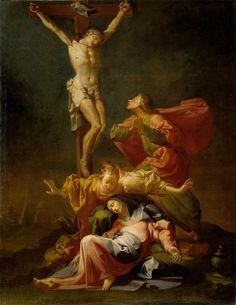 Crucifixion Francesco Conti –1709