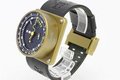 Alain Silberstein-Steampunk-$4.591 Alain Silberstein, Smart Watch, Steampunk, Watches, Leather, Ebay, Accessories, Smartwatch, Wristwatches