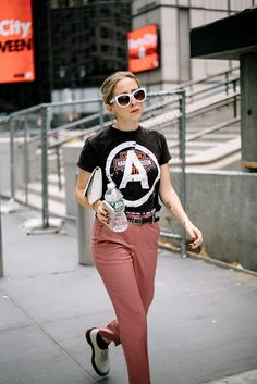 A is for Anarchy in this mod inspired outfitting || Saved by Gabby Fincham ||