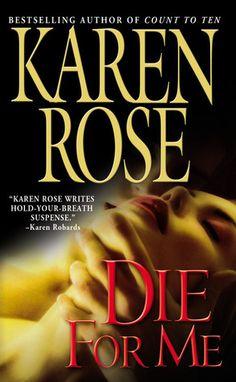 Die For Me (Romantic Suspense, #7) (Daniel Vartanian, #1)