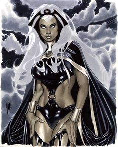 Storm by Adam Hughes