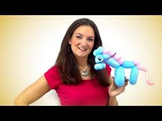 ▶ Horse Balloon Animal How To - Tutorial Tuesday! - YouTube