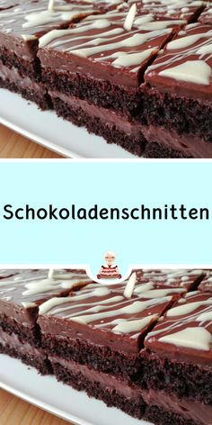 Zutaten 250 g Butter Tasse Milch 3 EL Kakao 1 EL Rum 4 St. Chocolate Slice, Chocolate Chip Oatmeal, Nutella Cookies, Oatmeal Cookies, Vegan Cheesecake, Cheesecake Recipes, Food Staples, Cream Cake, Smoothie Recipes